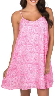 Ralph Lauren James Lola Swing Dress