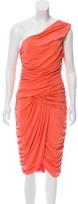 Michael Kors Ruched Midi Dress w/ Tags
