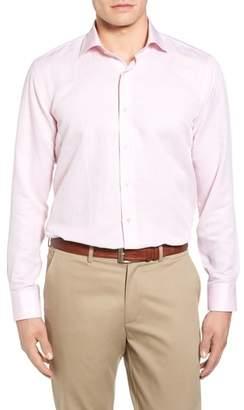 Peter Millar COLLECTION Linen & Cotton Sport Shirt