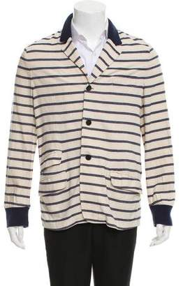 Opening Ceremony Lightweight Button-Up Jacket