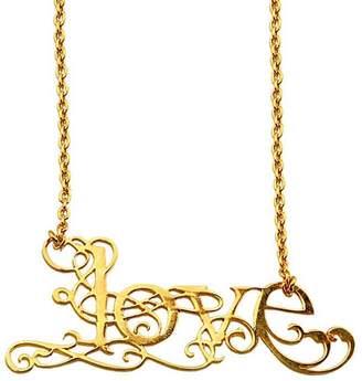 Eina Ahluwalia Love Necklace