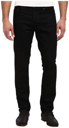 Calvin Klein Jeans Slim Fit in Clean Black Men's Jeans