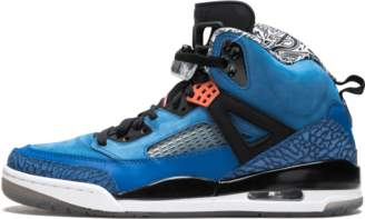 Jordan Spizike - 'Knicks' - Blue Ribbon/Orange Flash