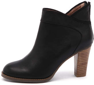 Valeria grossi Maly Black Boots Womens Shoes Dress Ankle Boots