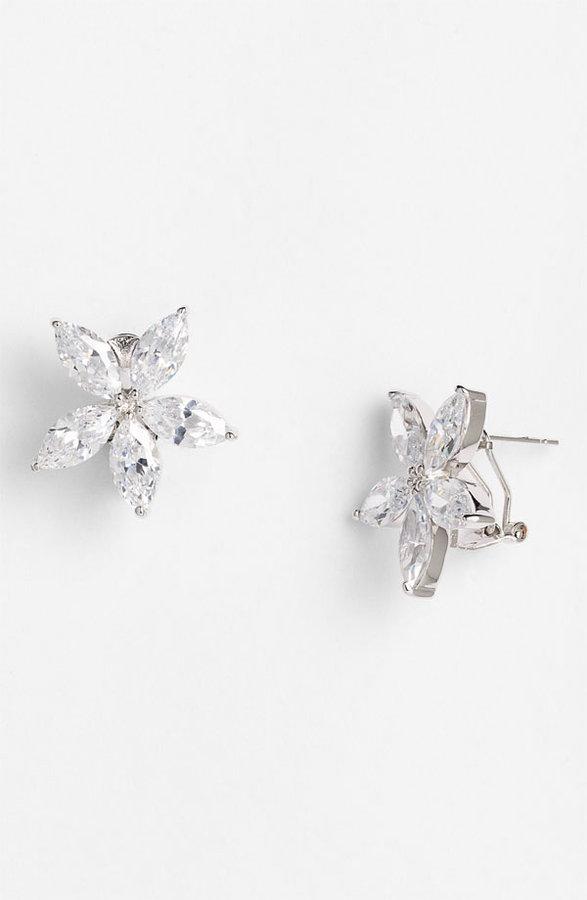 CZ by Kenneth Jay Lane 'Marquessa' Stud Earrings