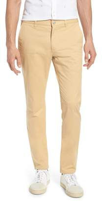 Bonobos Tailored Fit Washed Stretch Cotton Chinos