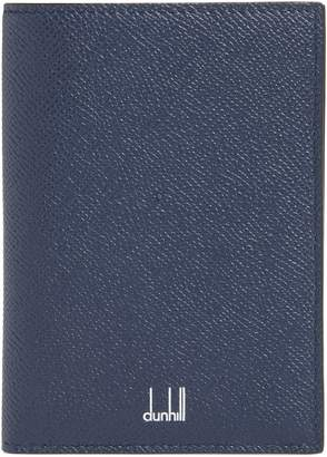 Dunhill Cagodan Leather Passport Wallet