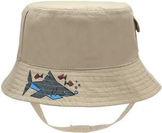 Gold Bug Baby Boy Shark Bucket Hat