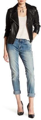 Wild Pearl Embroidered Jean $39.97 thestylecure.com