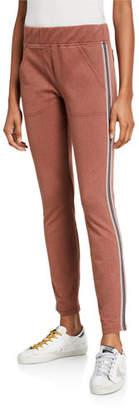 XCVI Sportif Leggings with Side Trim & Pockets