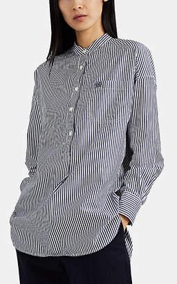 Alex Mill Women's Oversized Striped Tunic Top - Navy