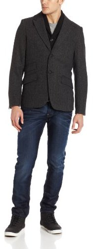 Ecko Unlimited Men's Cornerstone Blazer
