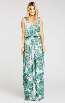 Show Me Your Mumu Kendall Maxi Dress ~ Hanalei Dream
