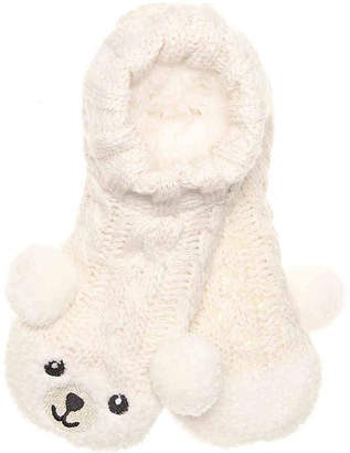 Mix No. 6 Polar Bear Slipper Socks - Women's