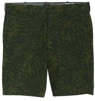 J.Crew Palm Print Seersucker Shorts