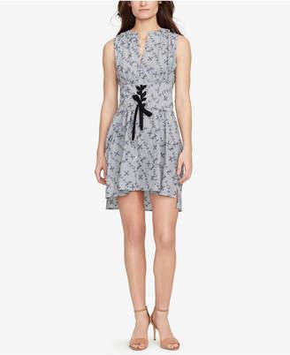 William Rast High-Low Corset Dress