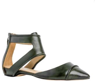 Max Studio lamina : smooth leather flats