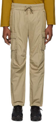 John Elliott Beige Military Cargo Pants