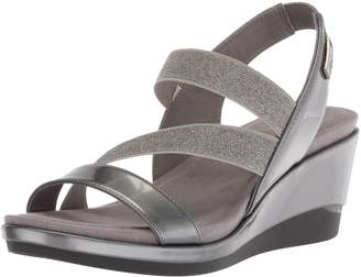 Anne Klein AK Sport Women's Peppina Wedge Sandal