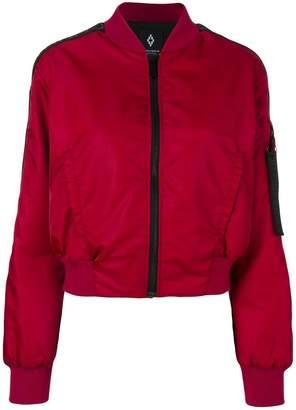 Marcelo Burlon County of Milan zipped bomber jacket