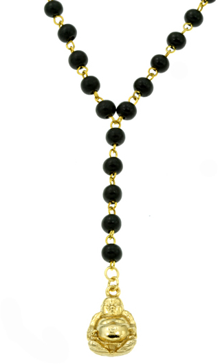 Ettika Buddha Rosary Chain