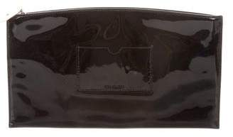 Reed Krakoff Atlantique Patent Leather Clutch