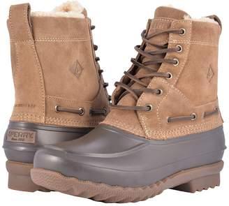 Sperry Decoy Boot Shearling Waterproof Men's Boots