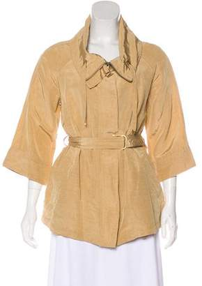 Lafayette 148 Causal Linen Jacket