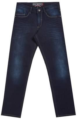Mish Mash Slim Tapered Stretch Cotton Chinos - Regular Length
