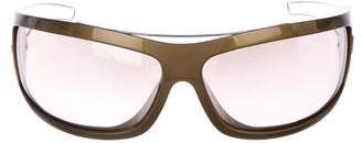 Christian Dior Tinted Shield Sunglasses