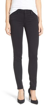 Women's Mavi Jeans 'Adriana' Stretch Super Skinny Jeans $118 thestylecure.com