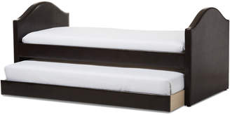 Baxton Studios Alessia Daybed/Trundle Bed