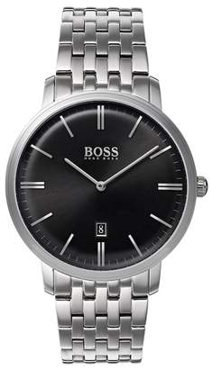 BOSS Men's Tradition Bracelet Watch, 40mm