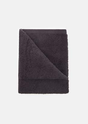 MORIHATA Medium Gauze Hand Towel Black