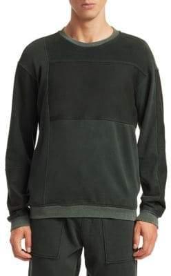 Madison Supply Towelling Sweatshirt