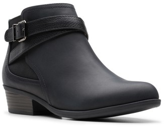 Clarks Addiy Holly Bootie
