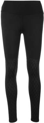 Haculla fishnet print leggings