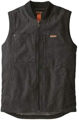 Patagonia Men's All Seasons Hemp Canvas Vest