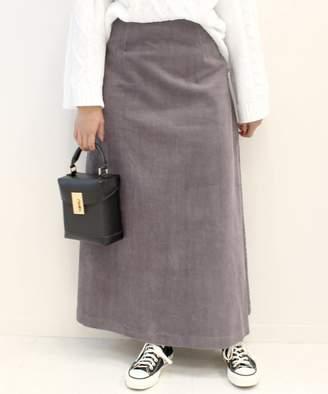 Limitless Luxury (リミットレス ラグジュアリー) - Limitless Luxury コーデュロイフレアーロングスカート