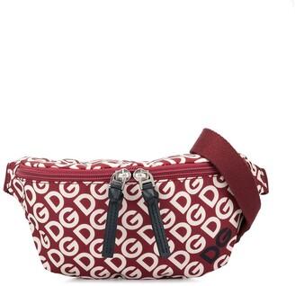Dolce & Gabbana print belt bag