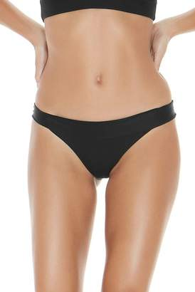 L-Space Veronica Ribbed Bikini Bottoms