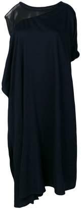 Yohji Yamamoto asymmetric dress