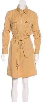 Michael Kors Belted Shift Dress