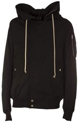 Drkshdw Hooded Bomber Jacket