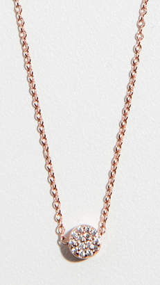 Gorjana Pristine Shimmer Charm Adjustable Necklace