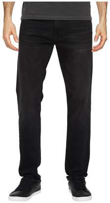 Mavi Jeans Marcus Regular Rise Slim Straight Leg in Dark Smoke Williamsburg Men's Jeans