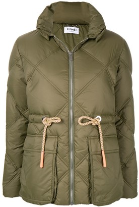 Lu Mei Eltham jacket