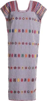 PIPPA HOLT No.73 embroidered cotton kaftan