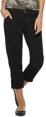 Sonoma Goods For Life Women's SONOMA Goods for Life Ultracomfort Waist Utility Capris
