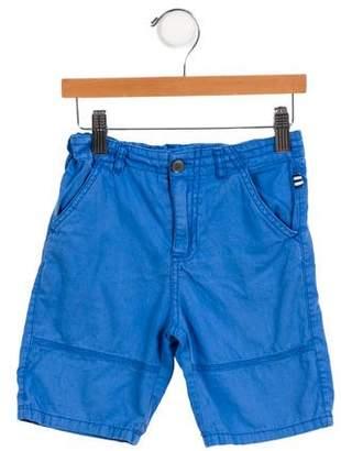 Splendid Boys' Knee-Length Flat Front Shorts